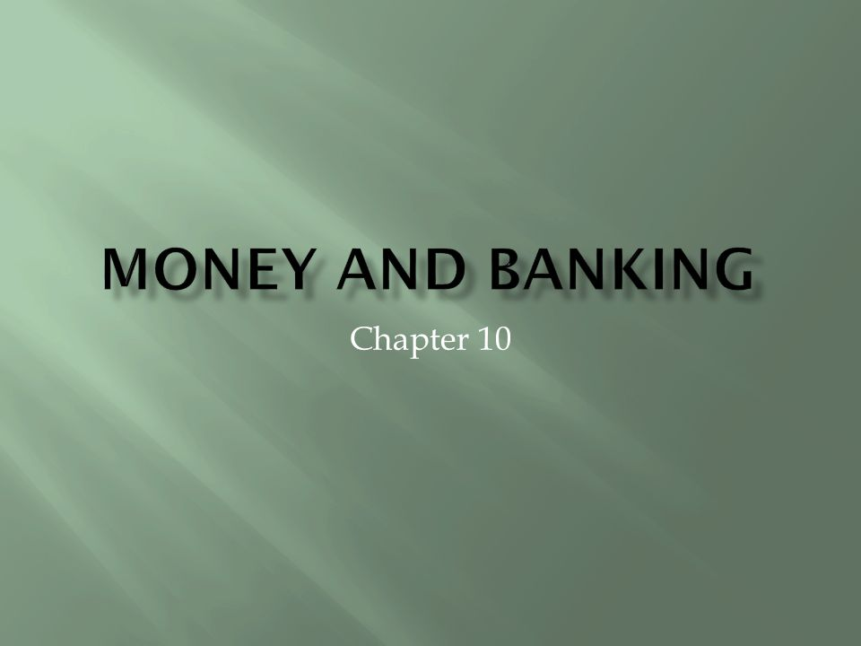  Federalists successful, Bank of the United States set up by Congress in 1791.