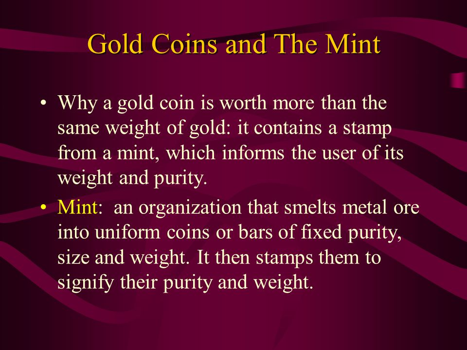 Why the Dollar Replaced Gold and Silver in the U.S.
