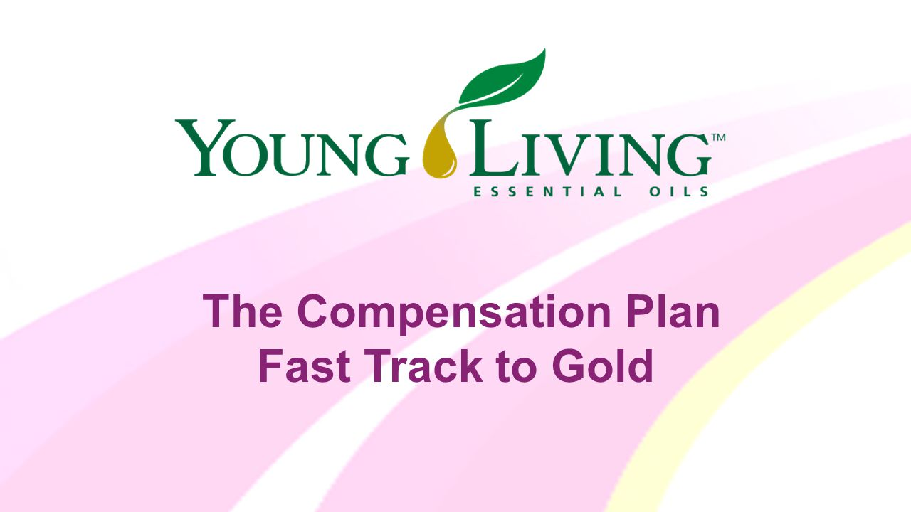 a The Compensation Plan Fast Track to Gold
