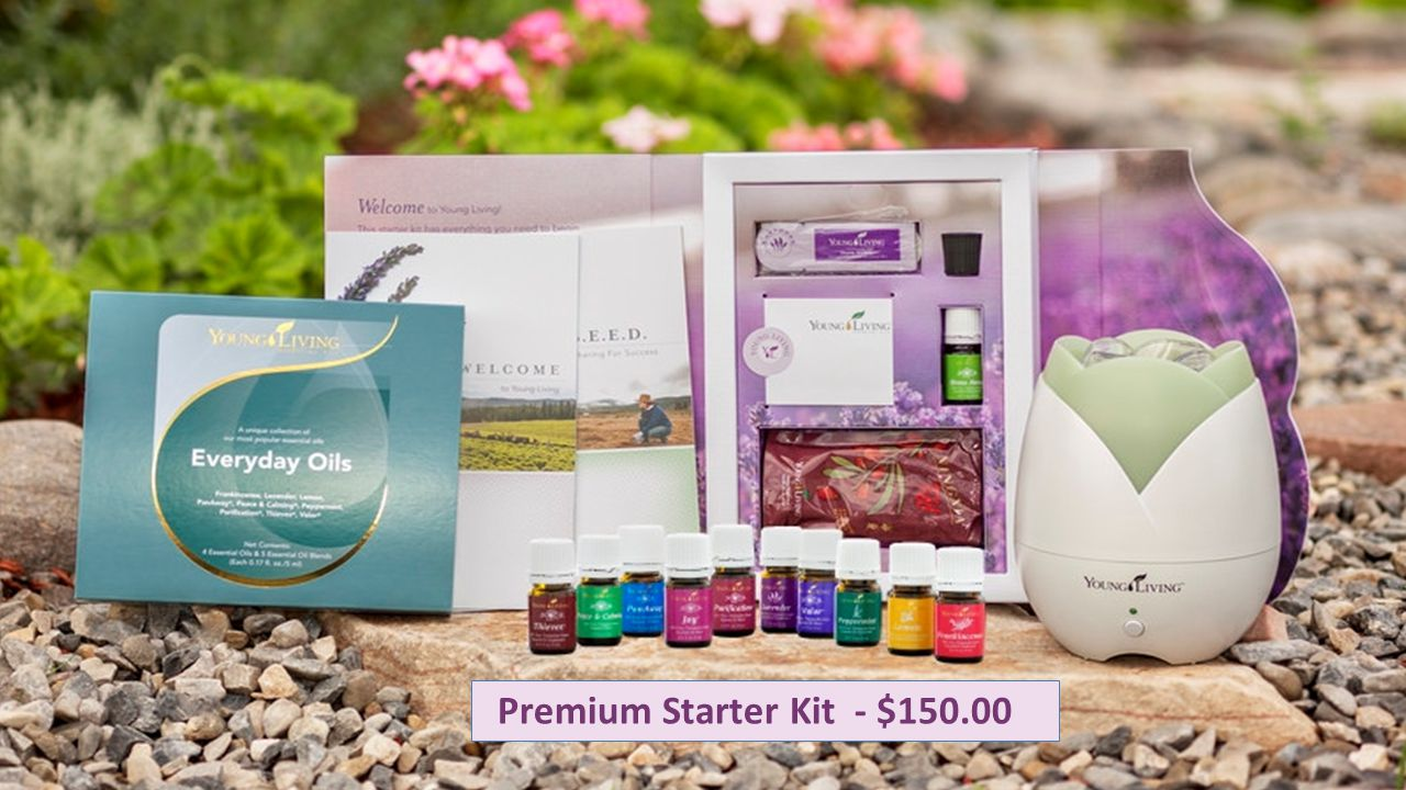 Premium Starter Kit - $150.00