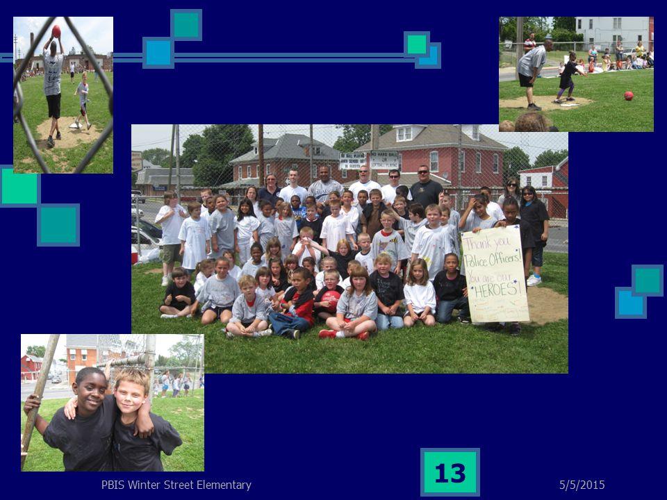 5/5/2015PBIS Winter Street Elementary 13