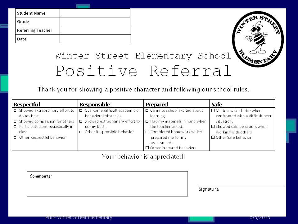 5/5/2015PBIS Winter Street Elementary 8 Signature