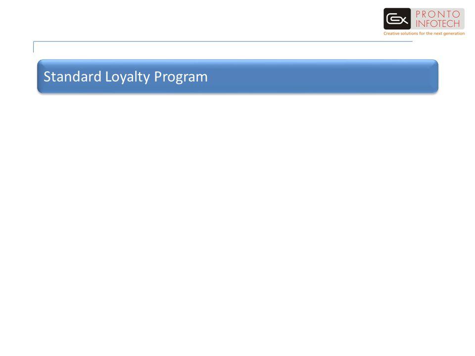 Standard Loyalty Program