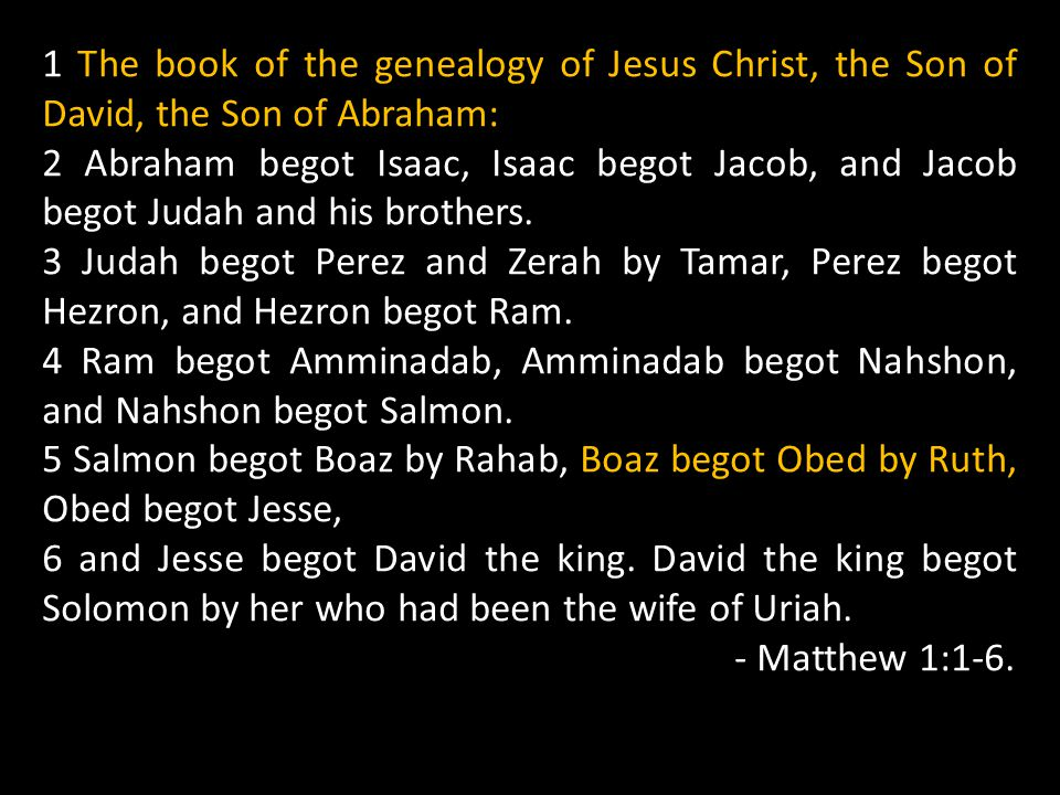 The Book of The Book of Ruth The Person of Ruth The Survey of Ruth