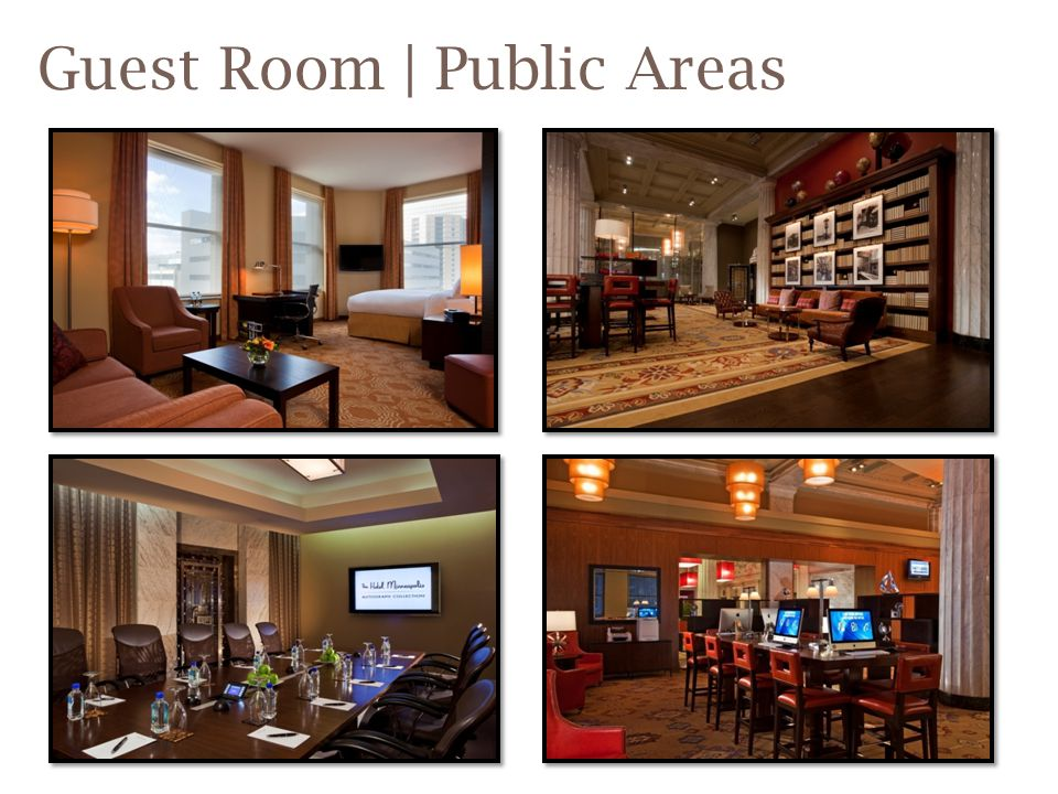 Guest Room | Public Areas