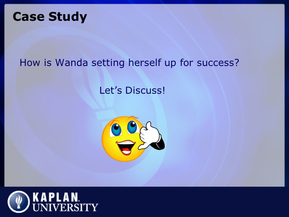 How is Wanda setting herself up for success? Let's Discuss!