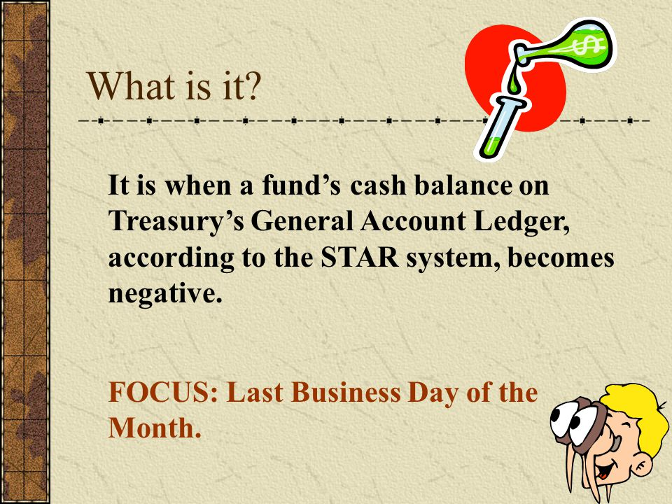 What is it. FOCUS: Last Business Day of the Month.
