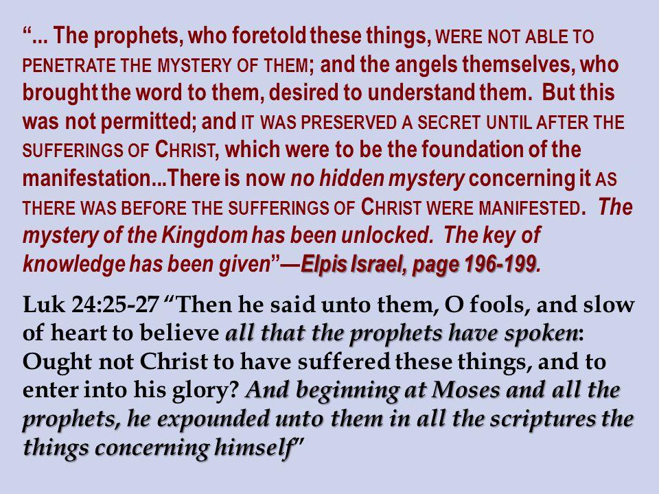 Elpis Israel, page 196-199 ...