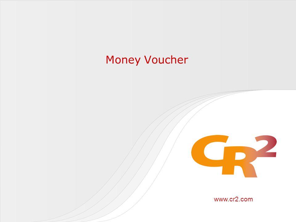 www.cr2.com Money Voucher