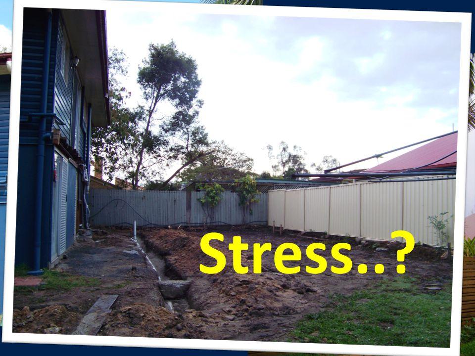Stress..?