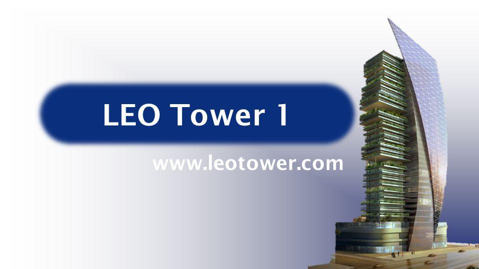 LEO Tower 1 www.leotower.com