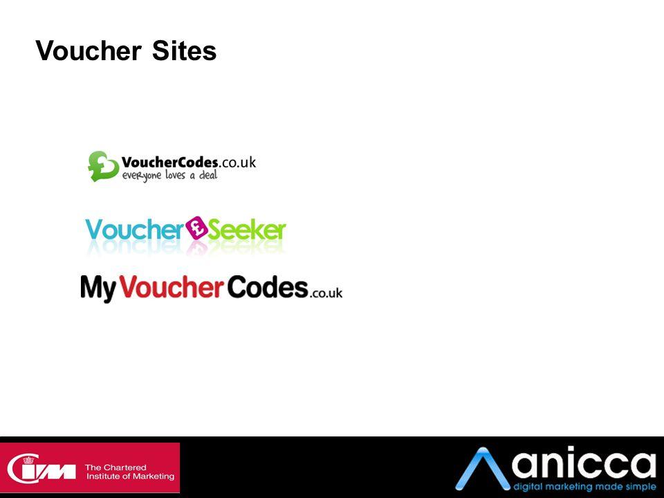 Voucher Sites
