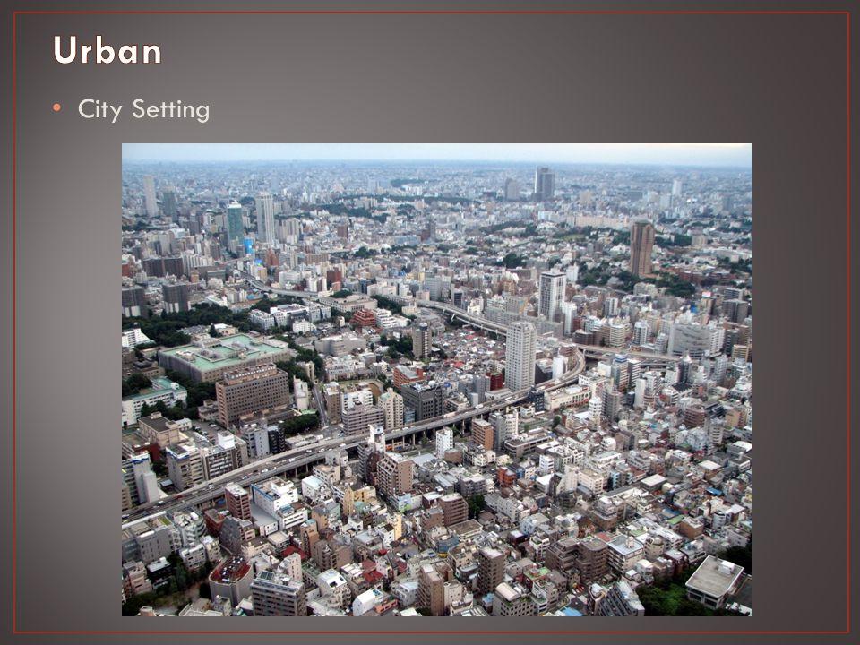 City Setting