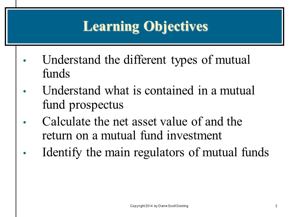 Example: American Century Investments Legacy Multi Cap Fund 5.