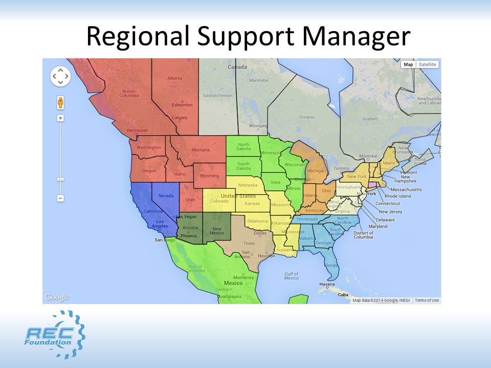 Regional Support Manager