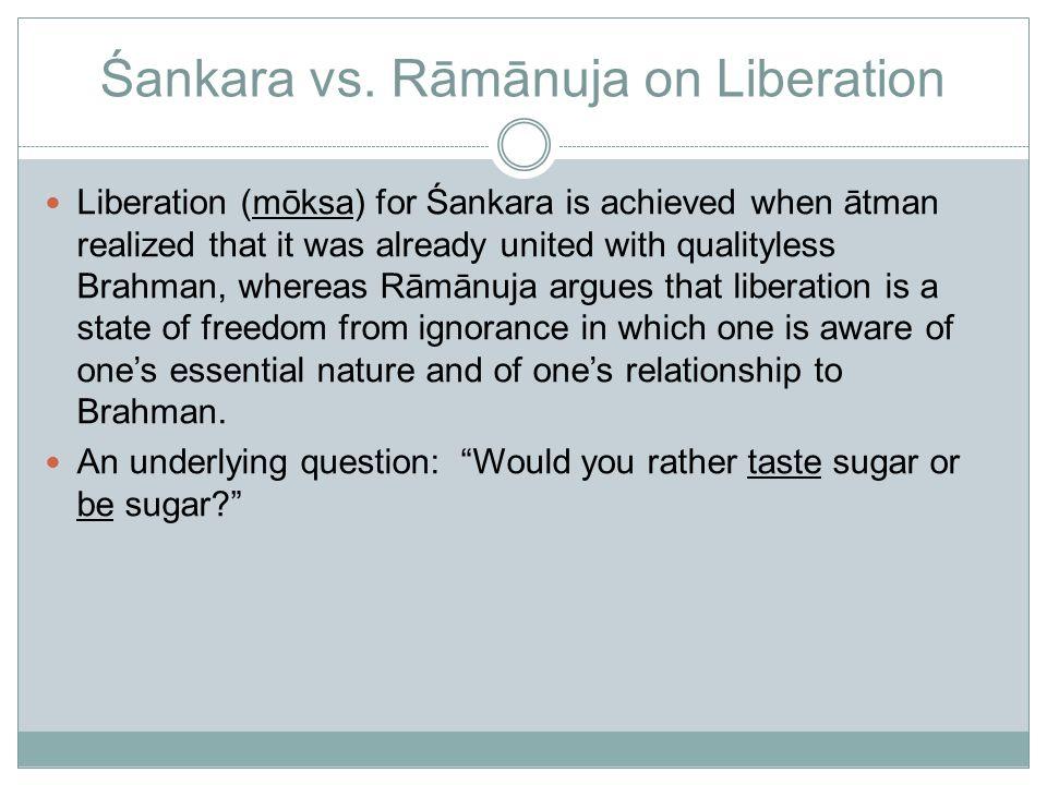 Śankara vs.