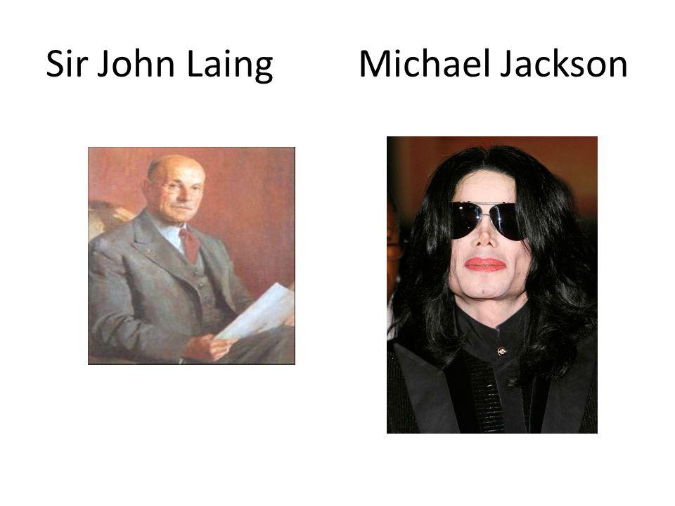 Sir John Laing Michael Jackson