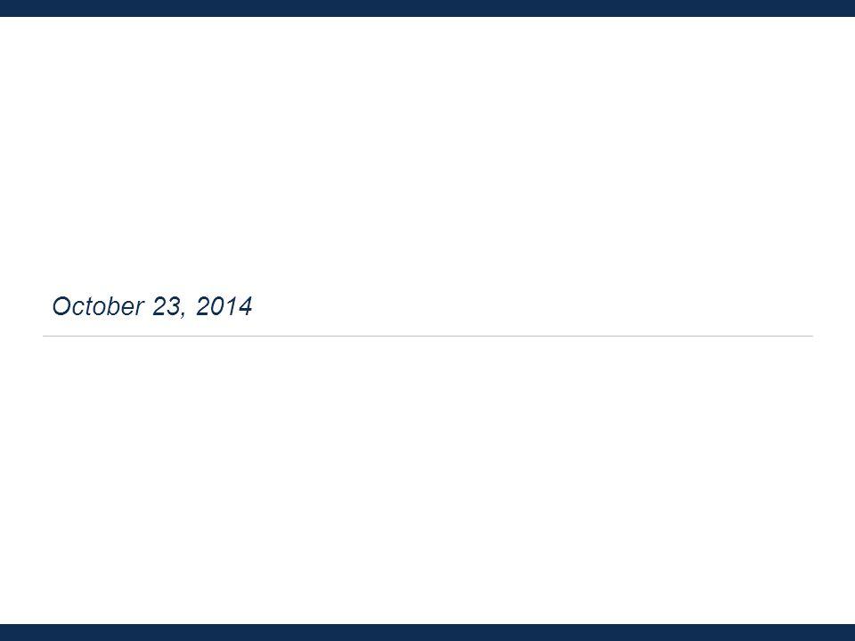 October 23, 2014