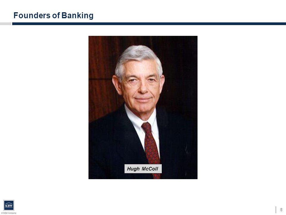 9 Founders of Banking Ben Bernanke