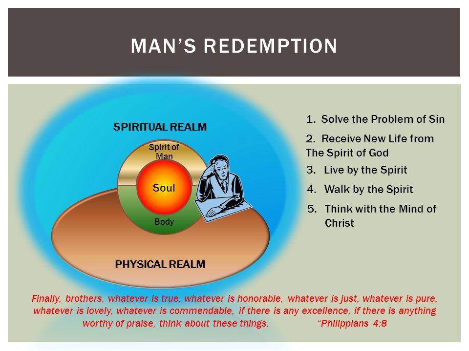 MAN'S REDEMPTION 1.