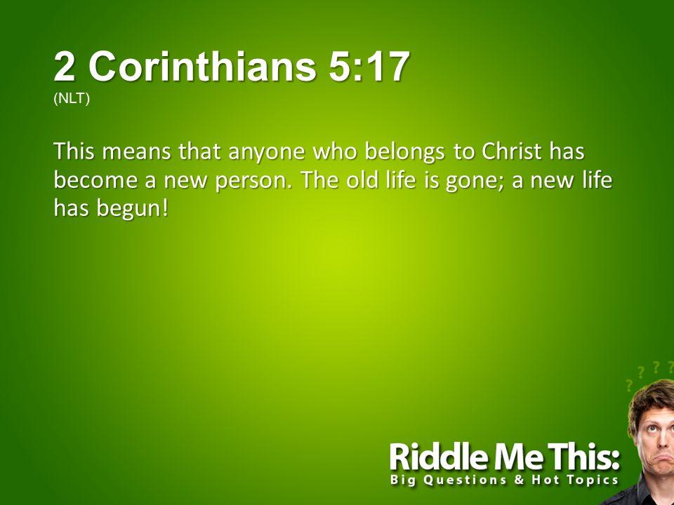 24 2 Corinthians ...
