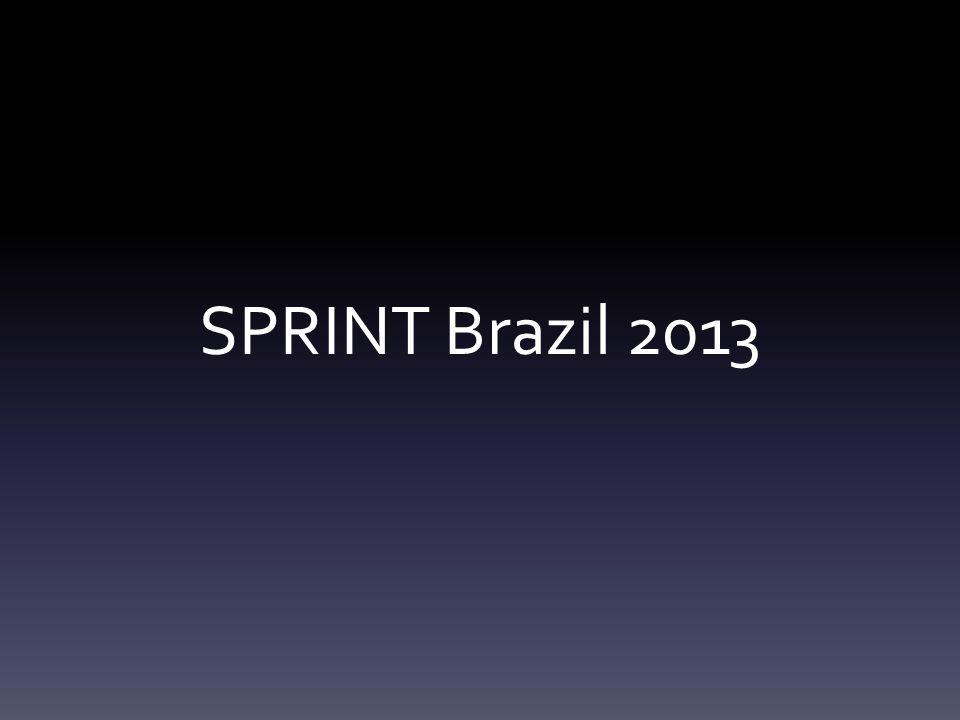 SPRINT Brazil 2013