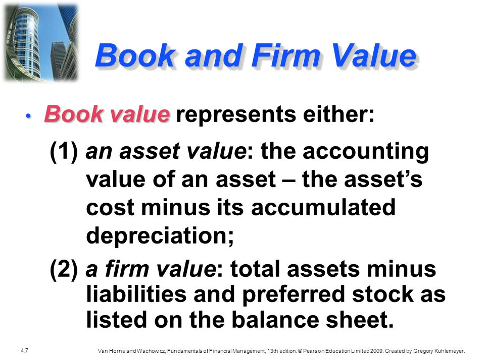 4.18 Van Horne and Wachowicz, Fundamentals of Financial Management, 13th edition.