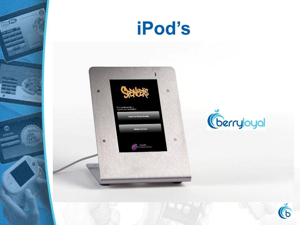 iPod's