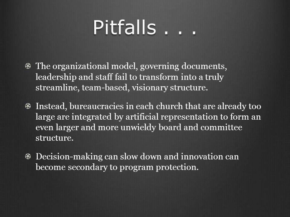 Pitfalls...