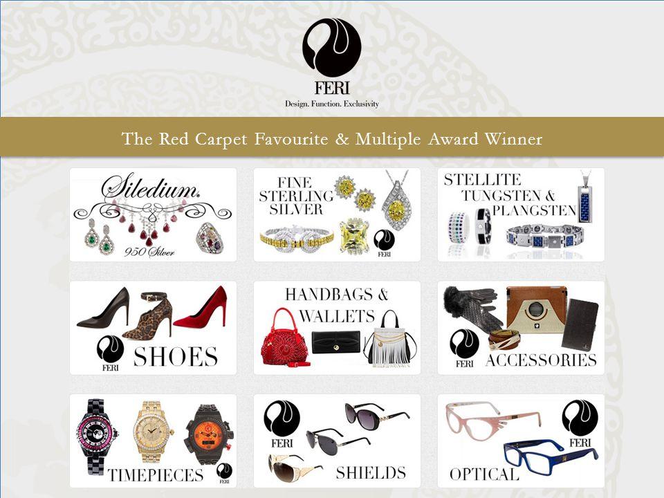 The Red Carpet Favourite & Multiple Award Winner