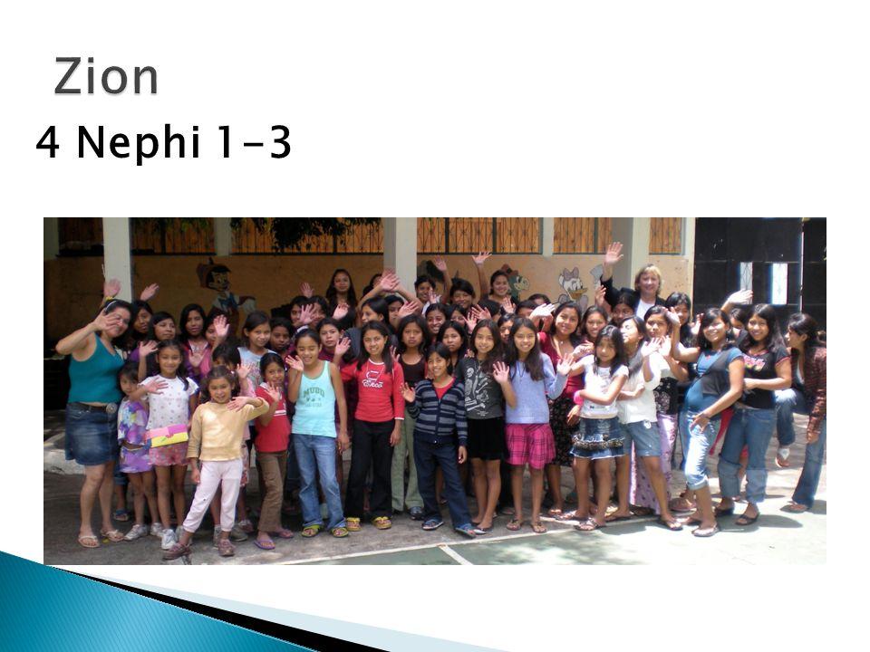 4 Nephi 1-3