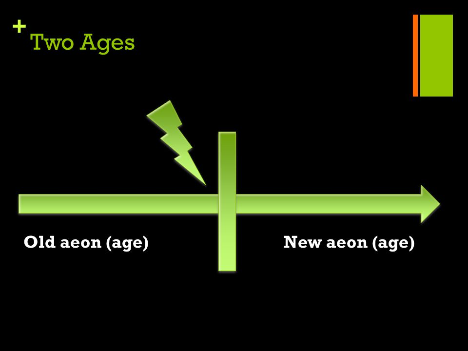 + Two Ages Old aeon (age)New aeon (age)