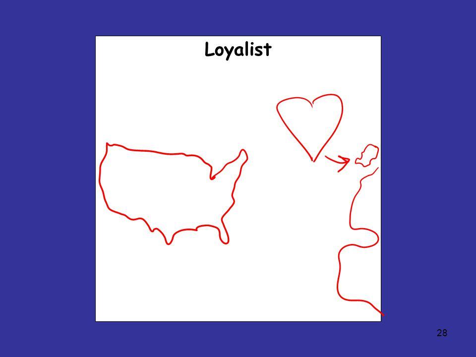 28 Loyalist
