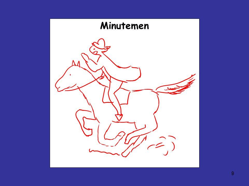 9 Minutemen