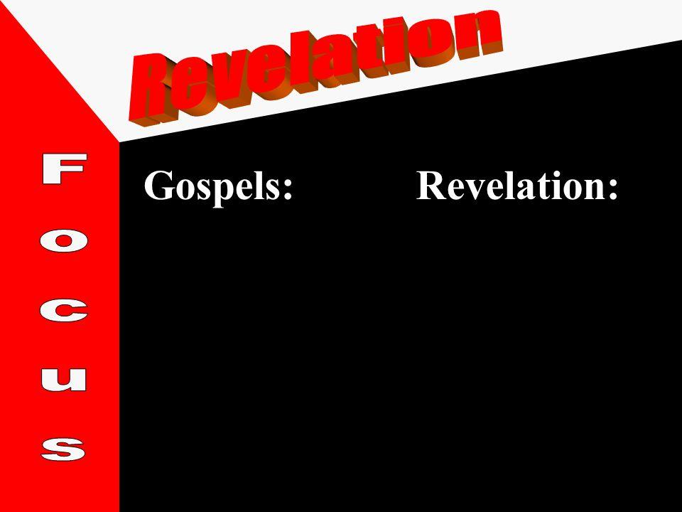 Gospels:Revelation: