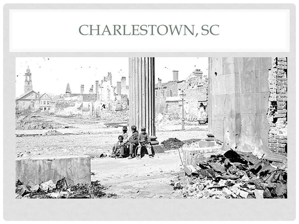 CHARLESTOWN, SC