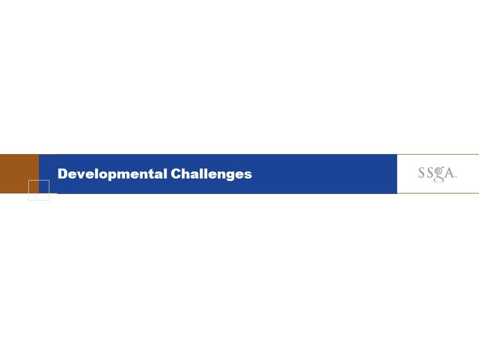 Developmental Challenges