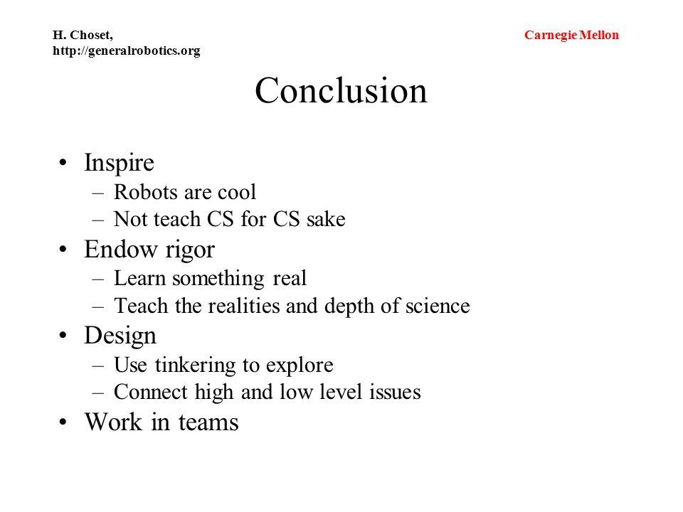 Carnegie Mellon H.