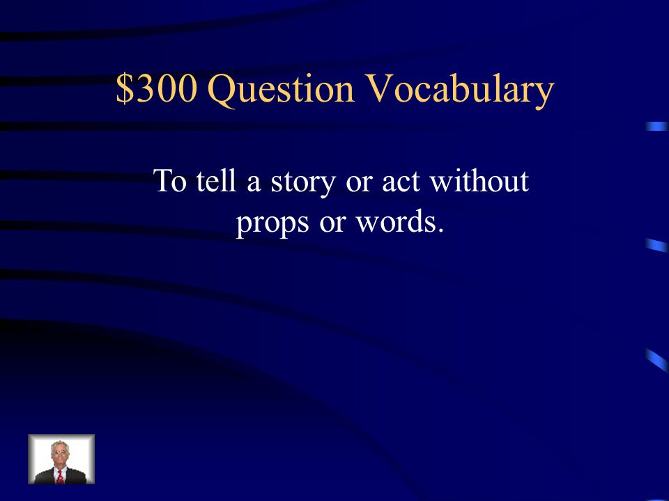 $200 Answer Vocabulary Cue