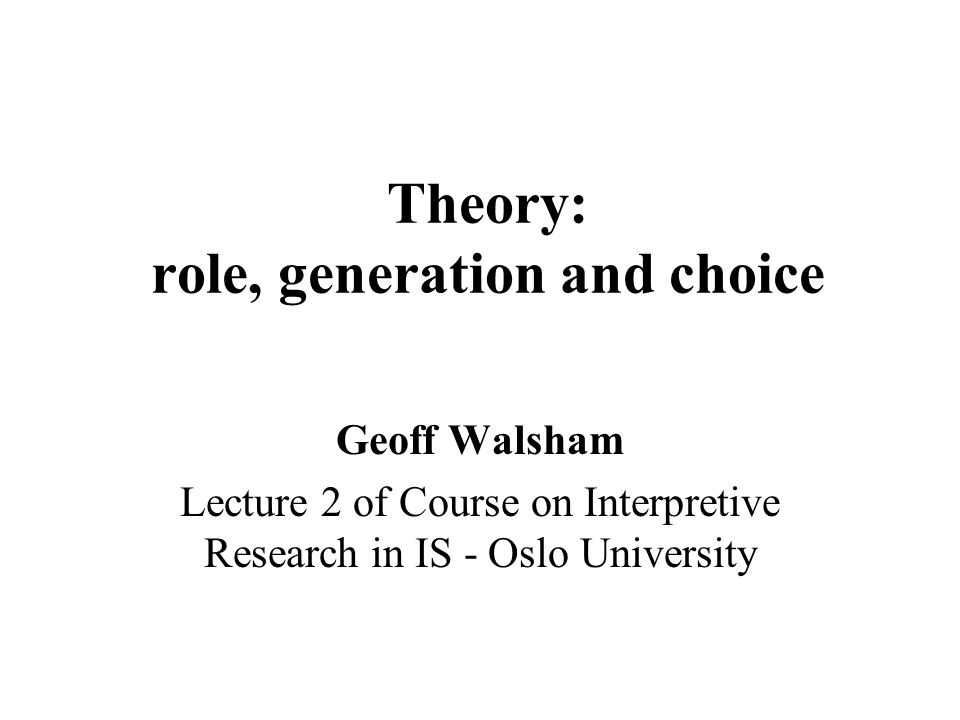 Difference Between The First and Third of These (Polanyi 1969) 'We may say that the observed meaning of an experience differs structurally from one conveyed in (words) … the first meaning is immediately experienced while the second is only present in thought.'