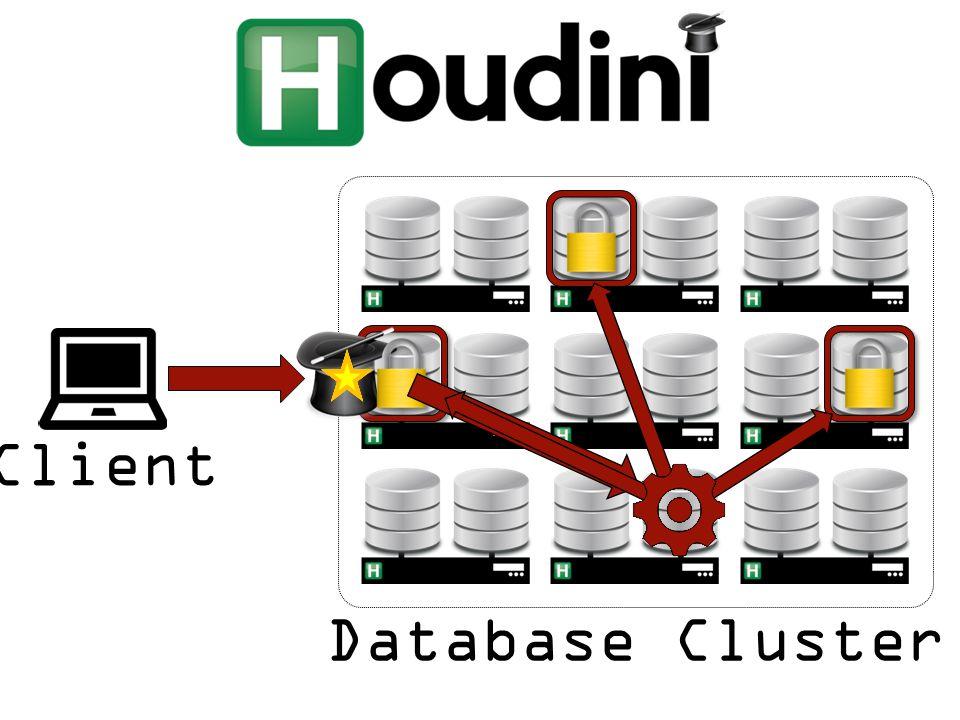 Client Database Cluster