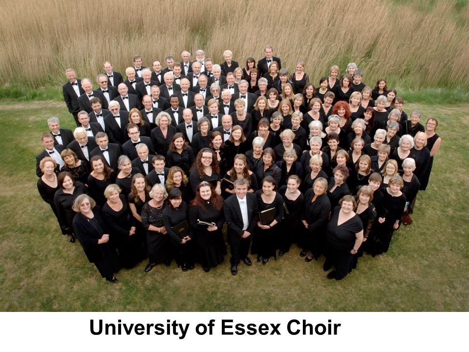 University of Essex Choir