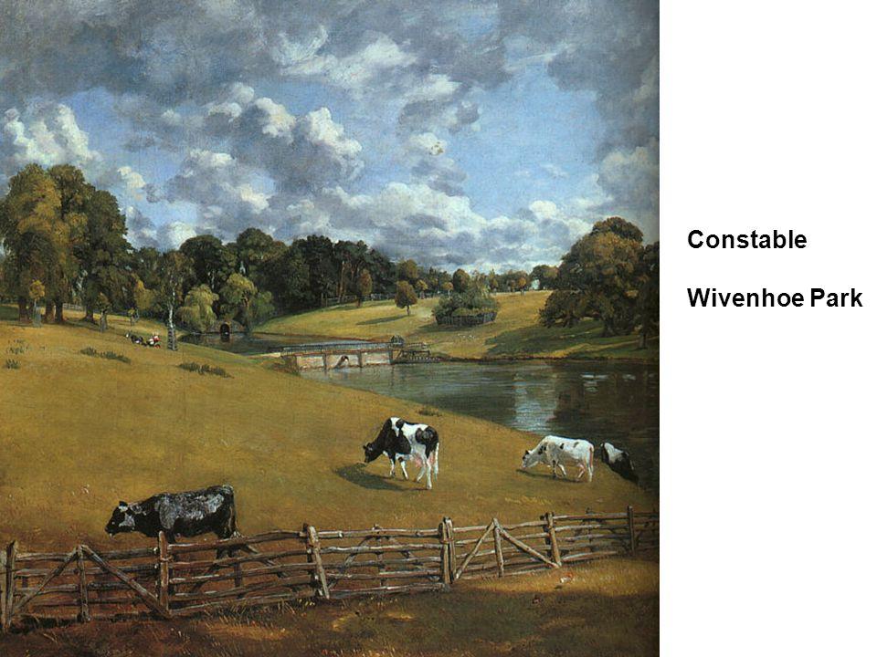 Constable Wivenhoe Park