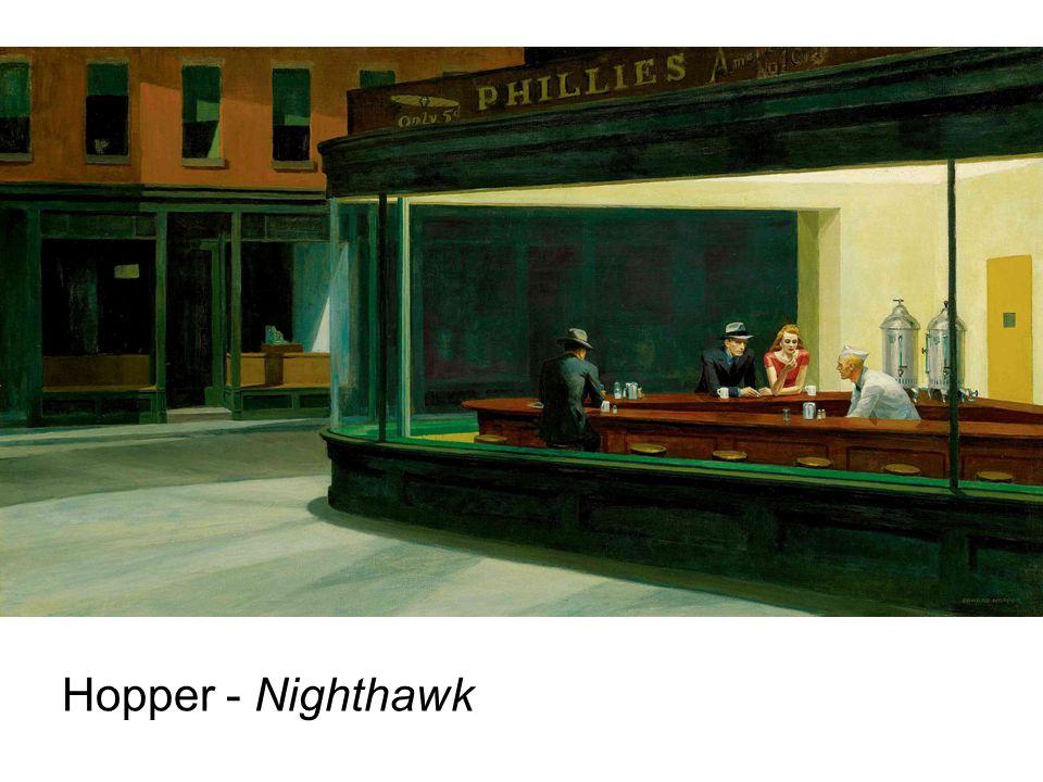 Hopper - Nighthawk
