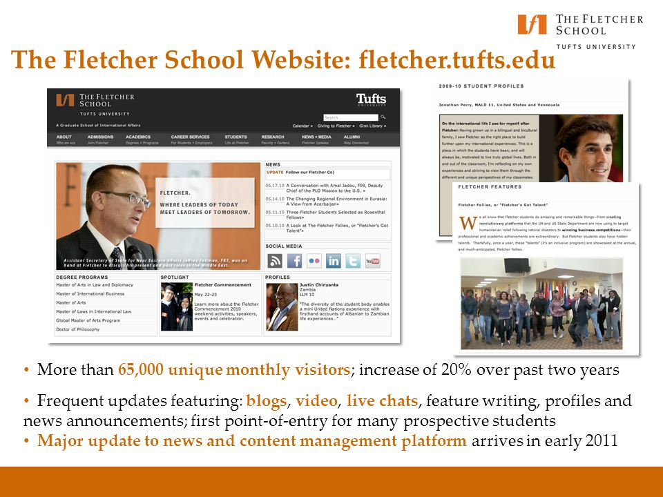 Global Outreach Fletcher Marketing Campaigns