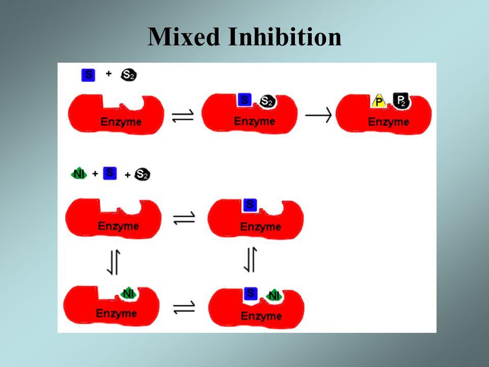 Mixed Inhibition