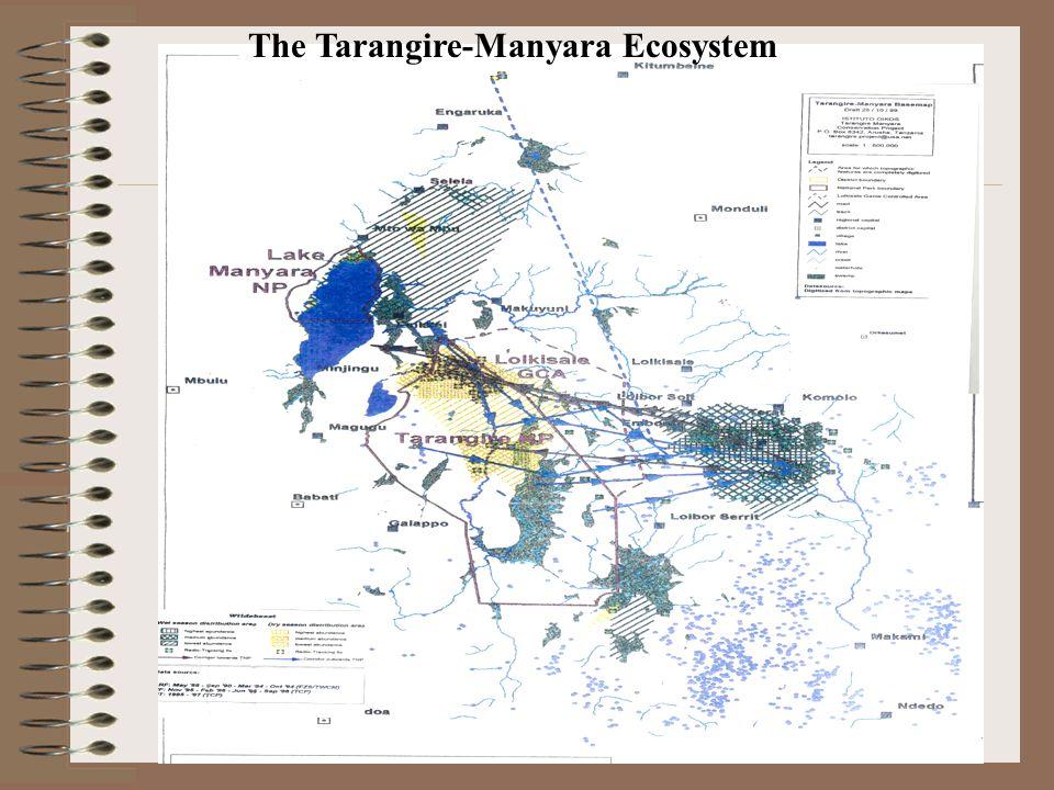 The Tarangire-Manyara Ecosystem