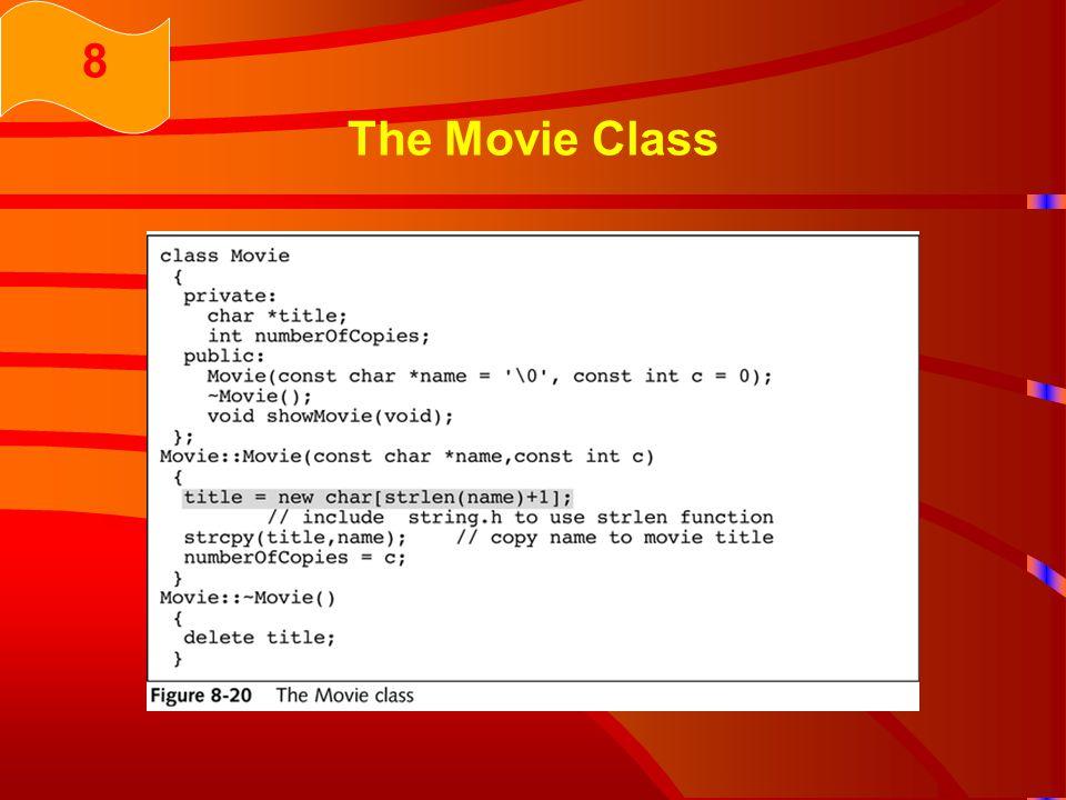 The Movie Class 8