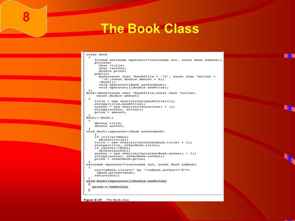 The Book Class 8