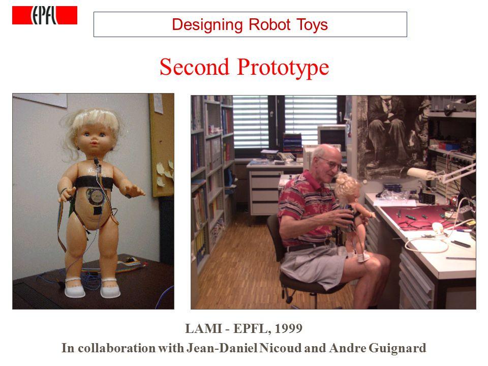 http://lasa.epfl.ch A.G. Billard, Autonomous Robots Class Spring 2007 LAMI - EPFL, 1999 In collaboration with Jean-Daniel Nicoud and Andre Guignard Se
